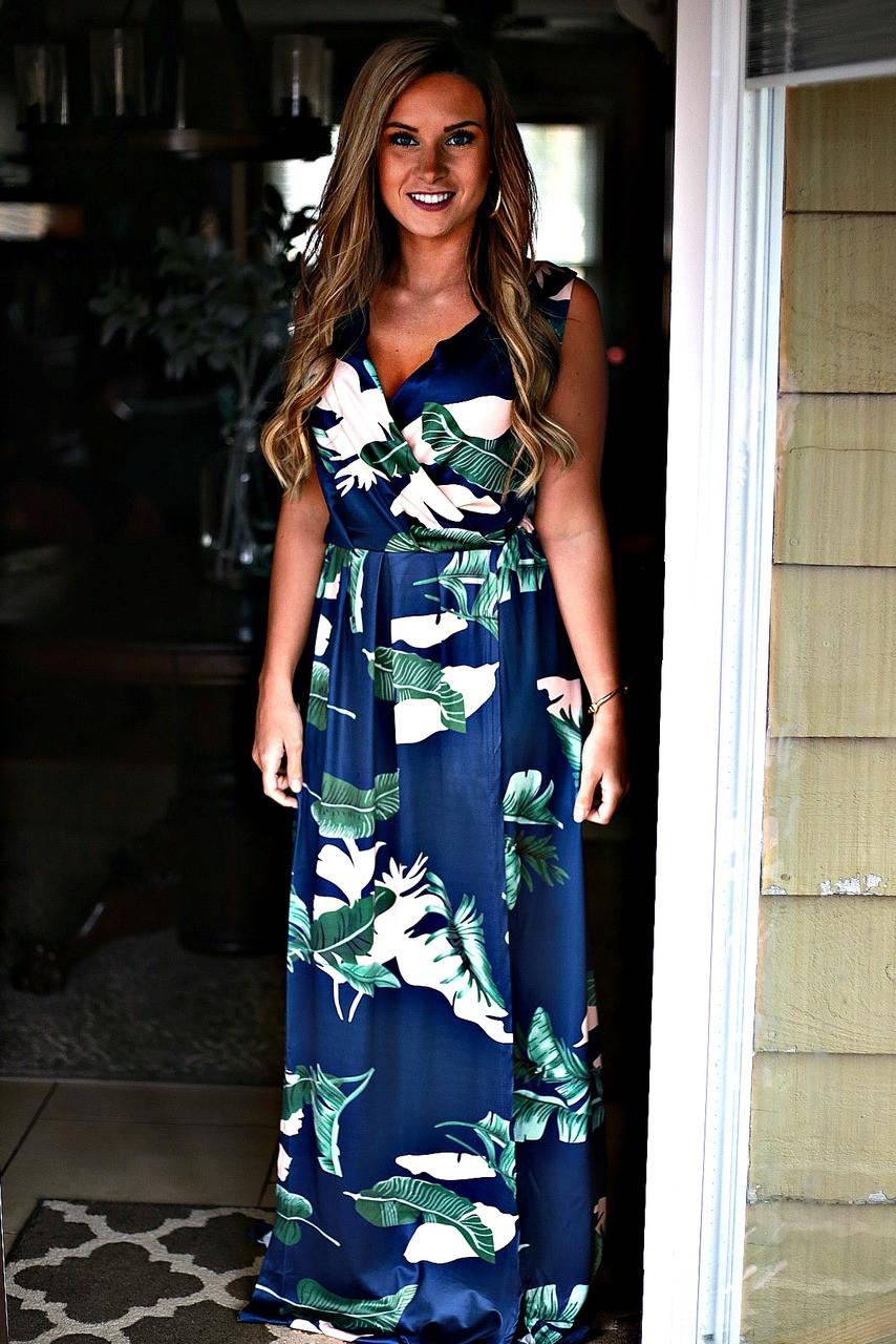 cda5e020d5 Fashion Boutique Maxi Dress | Saddha