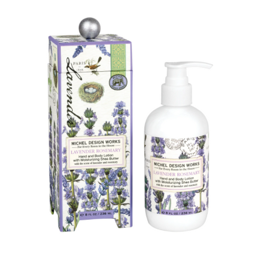 Michel Design Works - Lavender Rosemary Lotion