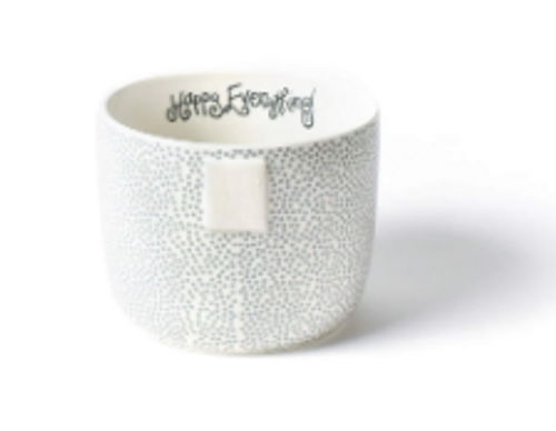Stone Small Dot Happy Everything Mini Bowl