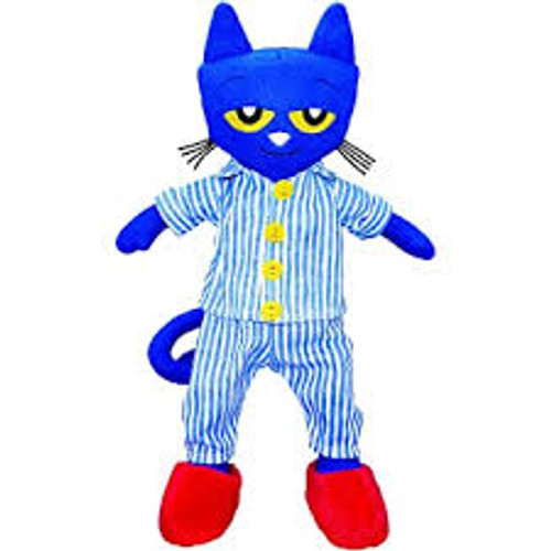 PETE THE CAT BEDTIMES BLUES