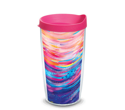 Etta Vee Happy Abstract TERVIS Tumbler