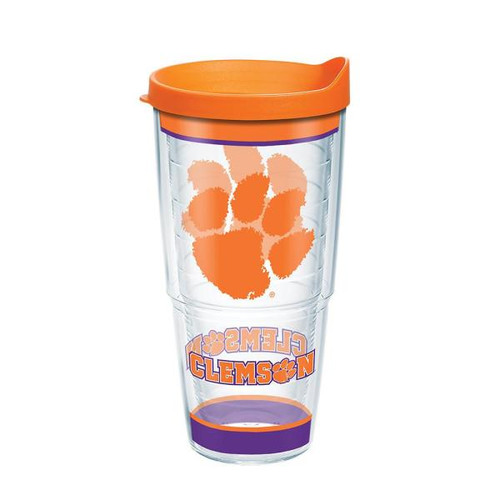 Clemson Tigers Tradition TERVIS tumbler 24oz