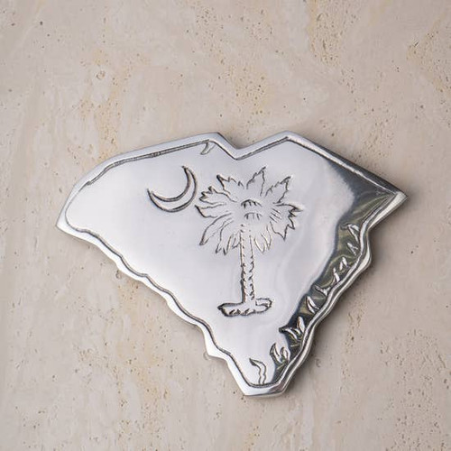 Moon and Palm Tree Trivet