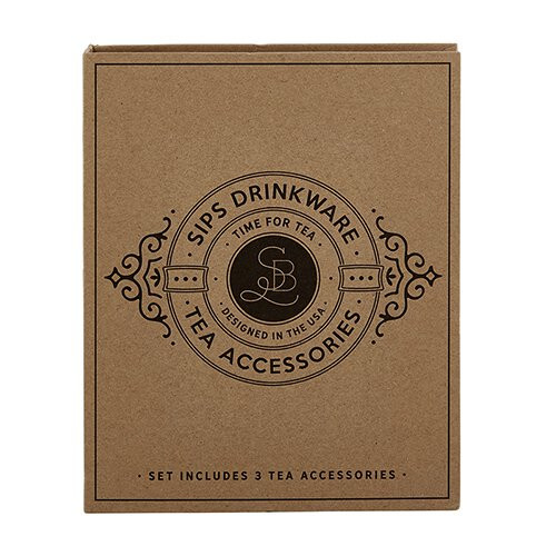 SBDS Cardboard Book Set - Tea Set