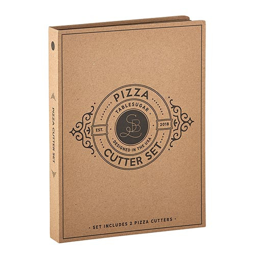 SBDS Cardboard Book Set - Pizza Cutter