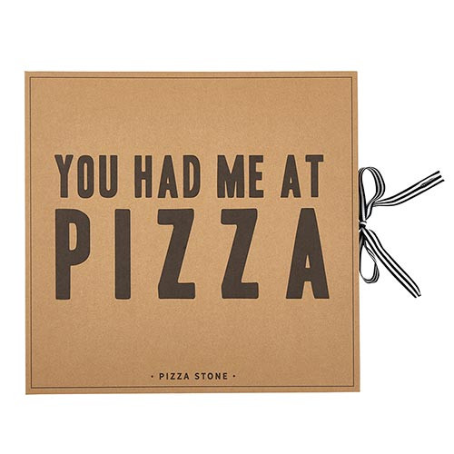SBDS Cardboard Book Set - Pizza Stone
