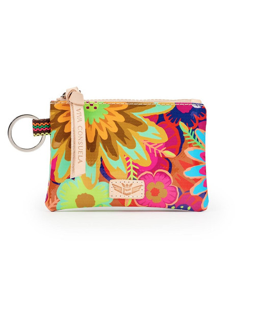 Consuela Teeny Pouch - Trista Busy Floral