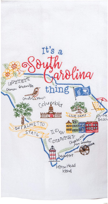 It's a South Carolina Thing Tea Towel