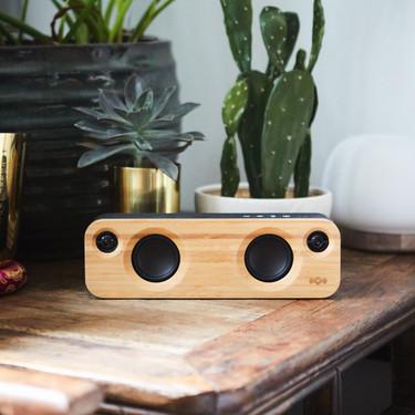Signature Black | Get Together Mini Portable Bluetooth Speaker Lifestyle 01
