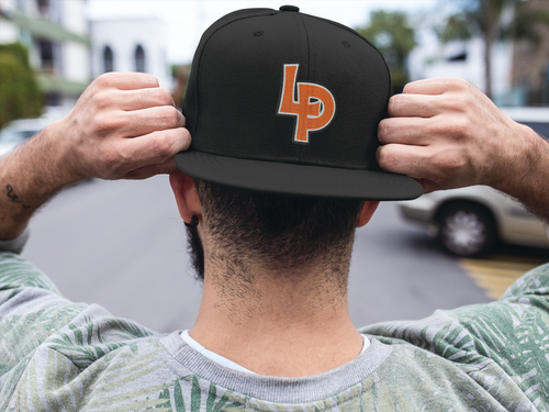 LP Flat Bill Snap Back