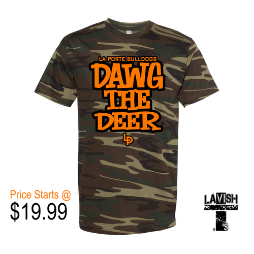 Dawg The Deer