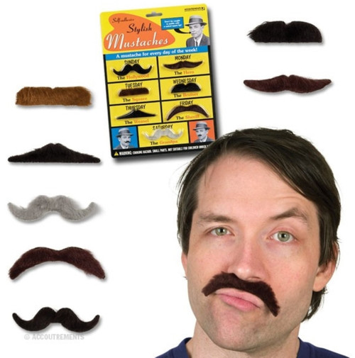 7 Stylish Mustaches