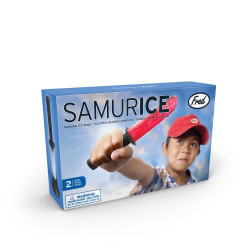SAMURICE Samurai Ice Pops