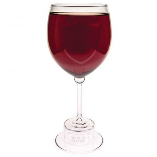 The Glass of Champions Wine Glass
