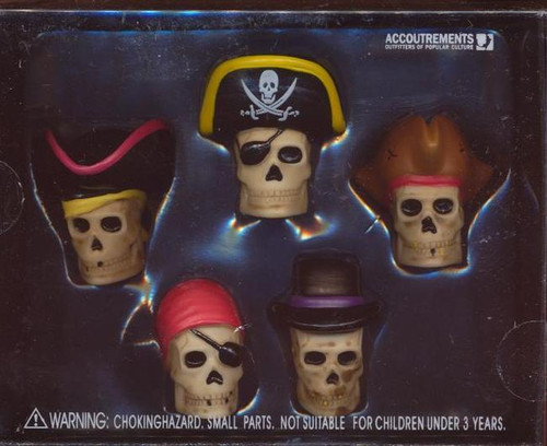Pirate Pencil Toppers