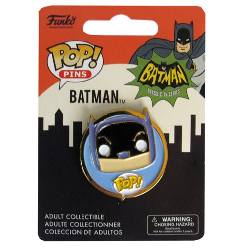 Batman Classic 1966 TV Series Batman Pop! Pin