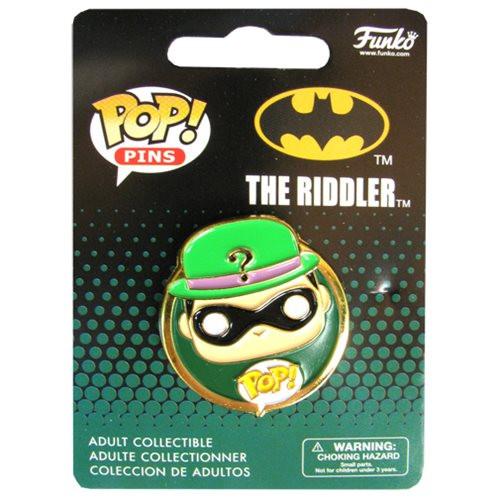 Batman Riddler Pop! Pin