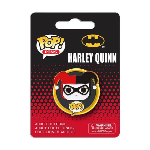 Batman Harley Quinn Pop! Pin