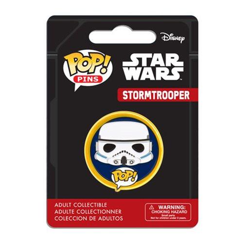 Star Wars Stormtrooper Pop! Pin