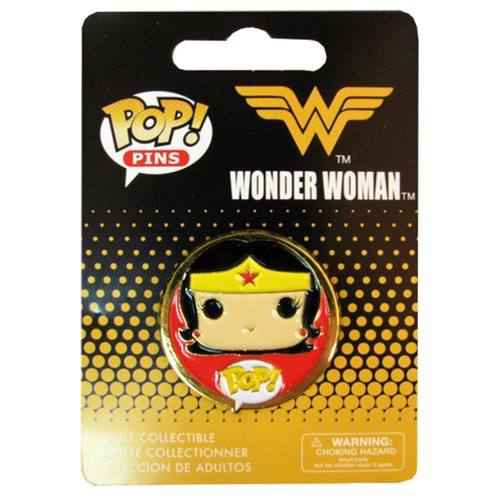 Wonder Woman Pop! Pin