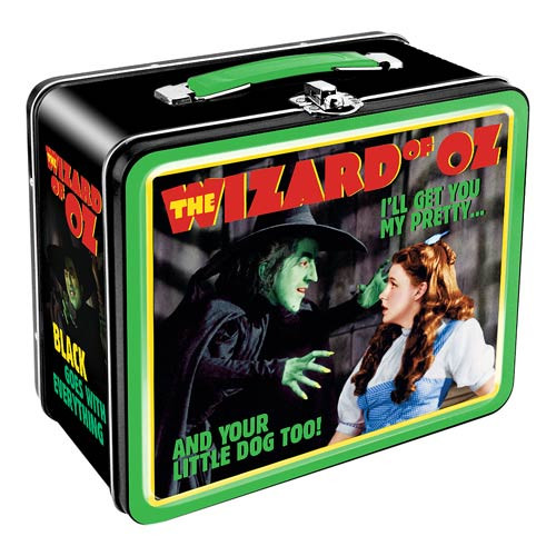 Wizard of Oz Witch Large Fun Box Tin Tote