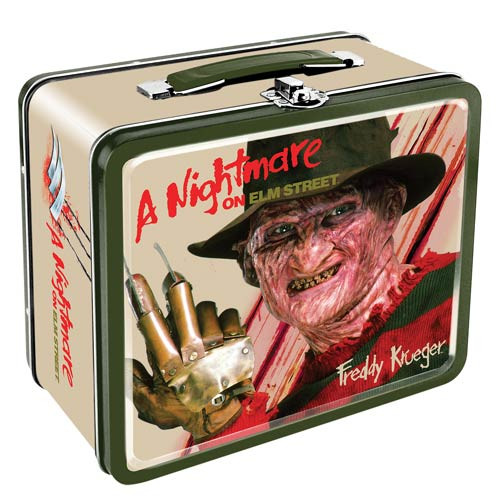 Nightmare on Elm Street Large Fun Box Tin Tote