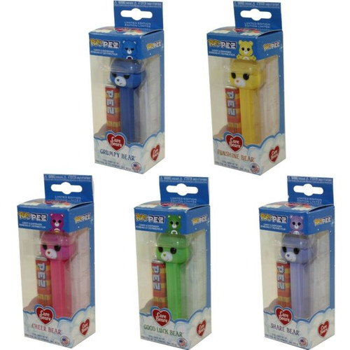 Funko Pop Care Bear Pez Set of 5
