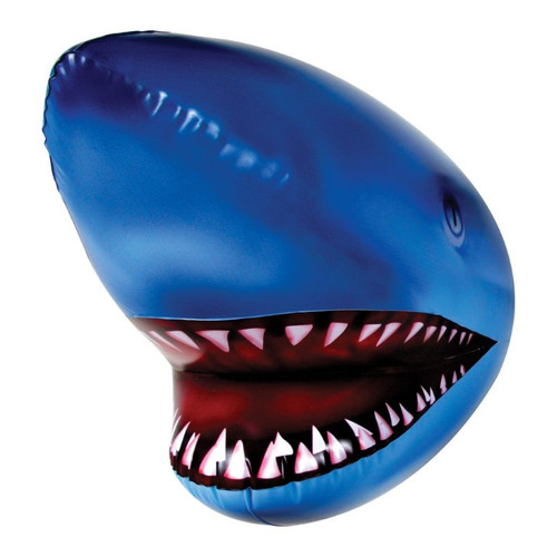 Inflatable Shark Head