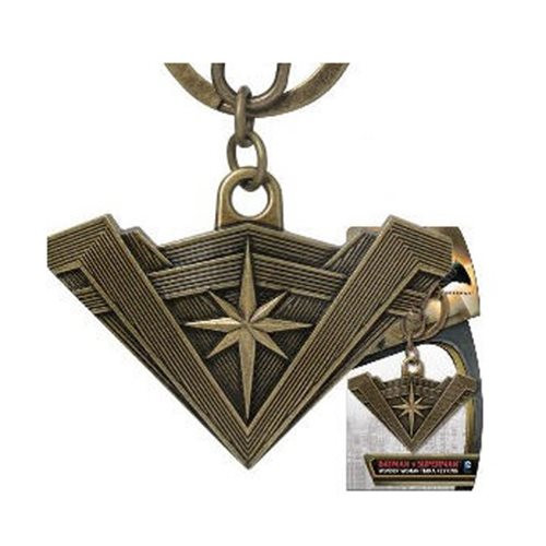 Batman Vs Superman Wonder Woman Tiara Keyring