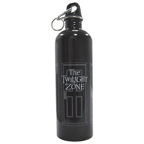 The Twilight Zone Stainless Steel Water Bottle
