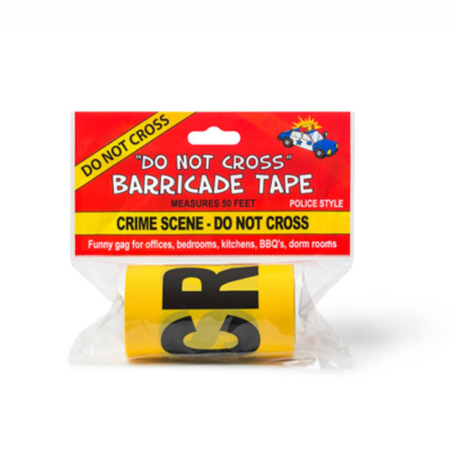 Do Not Cross Crime Scene