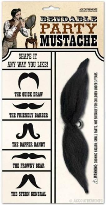 Bendable Party Mustache