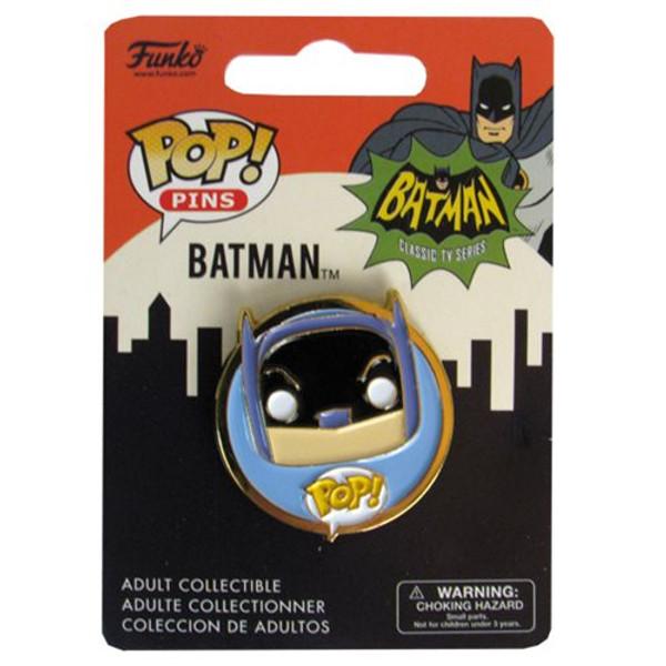 Batman Classic 1966 TV Series Batman Pop! Pin