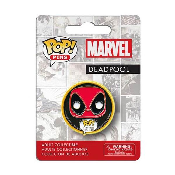 Deadpool Pop! Pin