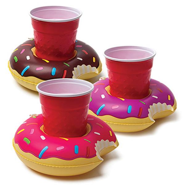 Beverage Boat 3-pack (donuts)