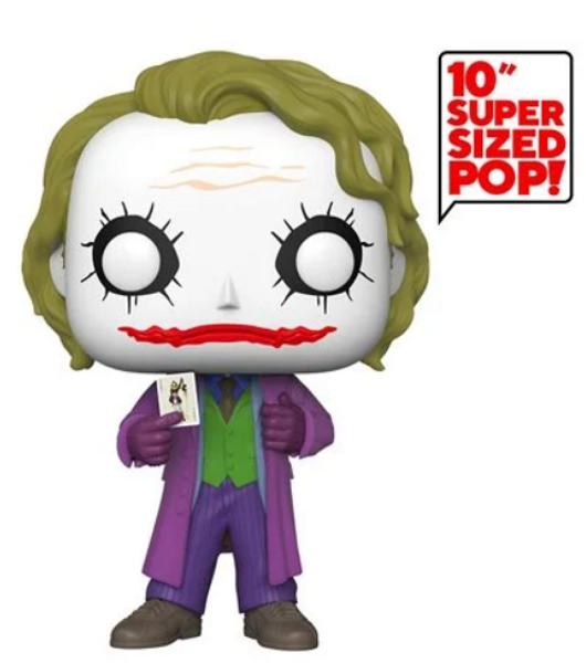 The Dark Knight Joker 10-Inch Pop