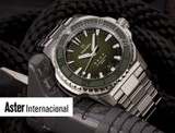 ASTER INTERNATIONAL ABOUT THE FORMEX REEF CHRONOMETER