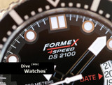 ROGER RUEGGER OF DIVE INTO WATCHES VISITS FORMEX IN BIEL/BIENNE