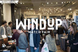 FORMEX AT 2019 WINDUP WATCH FAIR IN SAN FRANCISCO, APRIL 26-28
