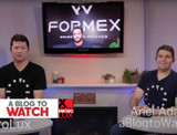 FORMEX AT VIRTUAL MICROLUX WATCH FAIR - CEO RAPHAEL GRANITO TALKS ABOUT THE NEW LOGO AND REEF