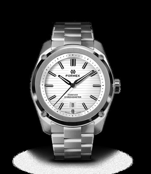 Automatic Chronometer White 39 mm