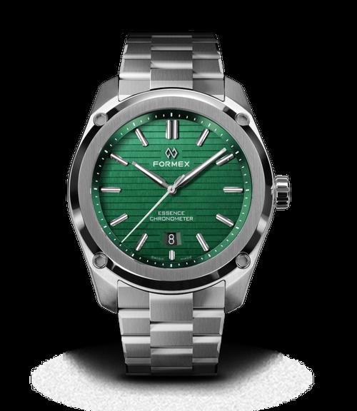 Automatic Chronometer Green