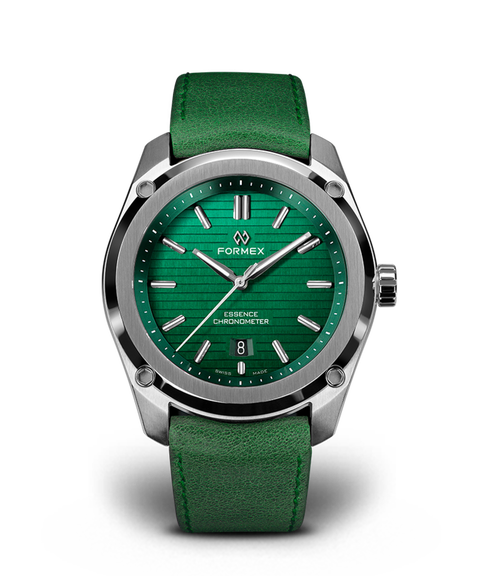 Automatic Chronometer Green 39 mm