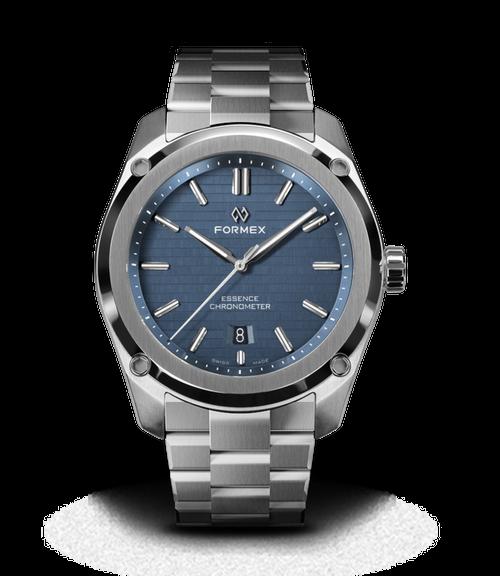 Automatic Chronometer Blue