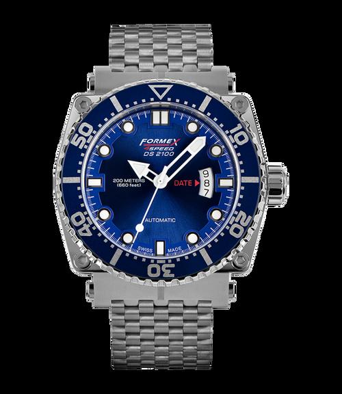 Automatic Blue Diver