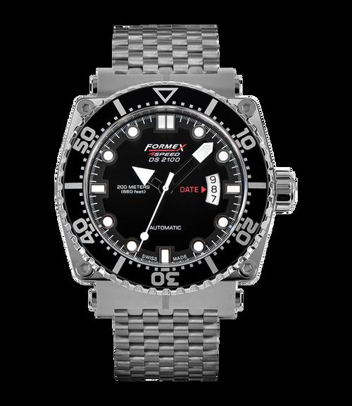 Automatic Black Diver