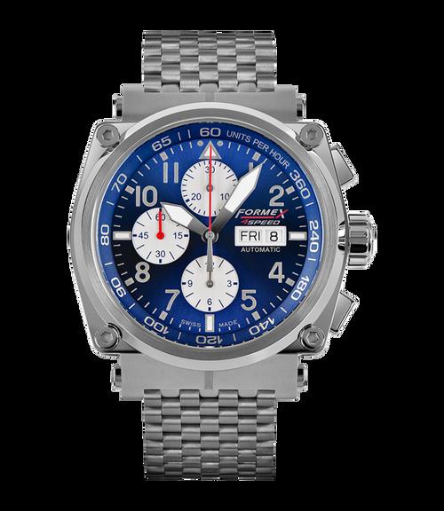 Automatic Chronograph Blue