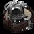 Automatic Chronograph Full Steel Black