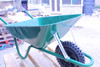 The Easiload Green Wheelbarrow - 85 Ltr / 150Kg