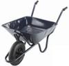 The Integral Black Wheelbarrow - 85 Ltr / 125kg
